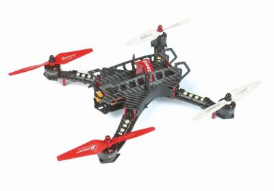 Graupner Race Copter Alpha 300Q Chassis Kit 16530.C bei Trade4me RC-Modellbau kaufen