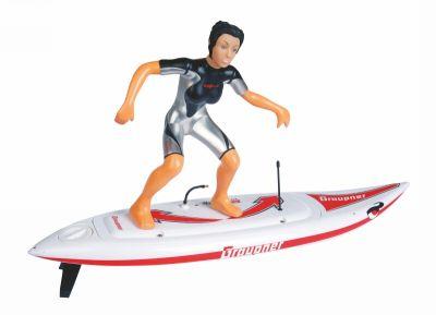 Graupner Surfer Girl RTR Rennboot 2074 bei Trade4me RC-Modellbau kaufen