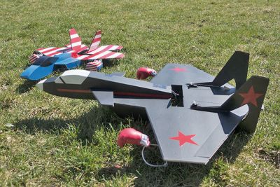 Flite-Test Mighty Mini Vector FT4112 bei Trade4me RC-Modellbau kaufen