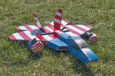 Flite-Test Mighty Mini F22 Raptor FT4113 bei Trade4me RC-Modellbau kaufen