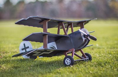 Flite-Test Mighty Mini DR1 FT4124 bei Trade4me RC-Modellbau kaufen