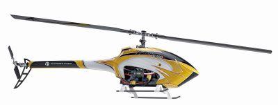 Thunder-Tiger Raptor E700 V2 Flybarless Elektro Hubschrauber T4761-K30 bei Trade4me RC-Modellbau kaufen