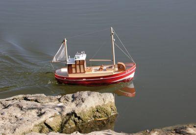 Graupner Krabbenkutter Anja SL 35 2120 bei Trade4me RC-Modellbau kaufen