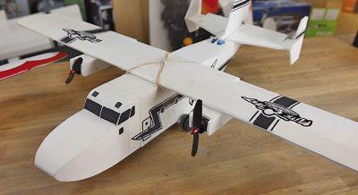 Flite-Test Mighty Mini Guinea Speed Build Kit FT4127 bei Trade4me RC-Modellbau kaufen