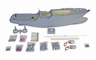 Graupner Bergungsschlepper Nordic Maßstab 1:75 21016 bei Trade4me RC-Modellbau kaufen