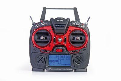 Graupner Fernsteuerung mz-12 PRO HoTT DE S1002.PRO.DE bei Trade4me RC-Modellbau kaufen
