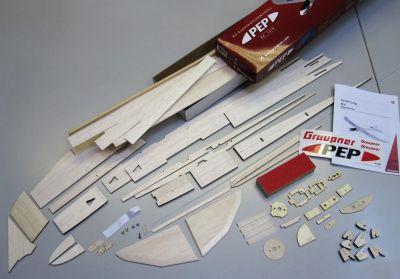 Graupner RC-Elektroflugmodell PEP 4318 bei Trade4me RC-Modellbau kaufen