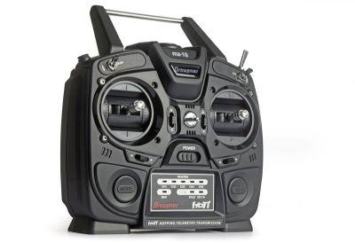 Graupner Einzelsender mz-10HoTT 5-Kanal S1042.77 bei Trade4me RC-Modellbau kaufen