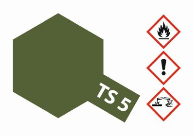 TAMIYA TS-5 Braunoliv1 (Olive Drab1) matt 100ml 300085005 bei Trade4me RC-Modellbau kaufen