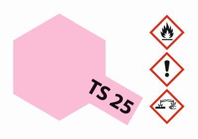 TAMIYA TS-25 Rosarot glänzend 100ml 300085025 bei Trade4me RC-Modellbau kaufen