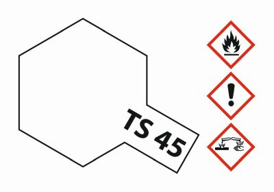 TAMIYA TS-45 Perlweiss glänzend 100ml 300085045 bei Trade4me RC-Modellbau kaufen