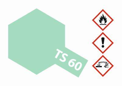 TAMIYA TS-60 Grün Perleffekt glänzend 100ml 300085060 bei Trade4me RC-Modellbau kaufen