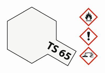 TAMIYA TS-65 Perleffekt  Klarlack glänzend 100m 300085065 bei Trade4me RC-Modellbau kaufen