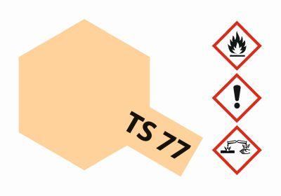 TAMIYA TS-77 Fleischfarben matt 100ml 300085077 bei Trade4me RC-Modellbau kaufen