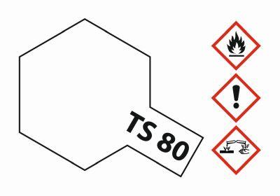 TAMIYA TS-80 Klarlack matt 100ml 300085080 bei Trade4me RC-Modellbau kaufen