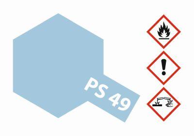 TAMIYA Farbe PS-49 Alu-Effektblau Polyc. 100ml 300086049 bei Trade4me RC-Modellbau kaufen