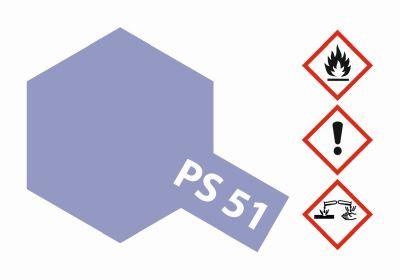 TAMIYA Farbe PS-51 Violett eloxiert Polycarb. 100ml 300086051 bei Trade4me RC-Modellbau kaufen