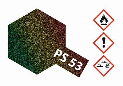 TAMIYA Farbe PS-53 Lame Flake Transp.schil.Poly.100ml 300086053 bei Trade4me RC-Modellbau kaufen