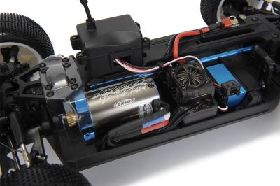 Carson Dirt Warrior Brushless Waterproof 100% RTR 1:10 500404042 bei Trade4me RC-Modellbau kaufen