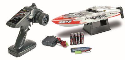 Carson Micro Rapscallion RTR RC Boot 500108009 bei Trade4me RC-Modellbau kaufen