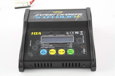 Carson Expert Charger Station 10A 230V 500606066 bei Trade4me RC-Modellbau kaufen
