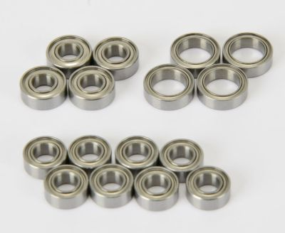 TAMIYA Ball Bearing Set TT-02 On Road Chassis 500904055 bei Trade4me RC-Modellbau kaufen