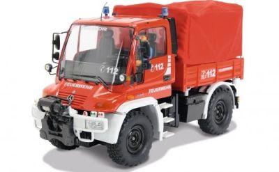 Carson Feuerwehr Unimog 1:12 100% RTR 500707109 bei Trade4me RC-Modellbau kaufen