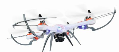 Carson X4 Quadcopter 550 SPY 2.4G 100% RTF 500507100 bei Trade4me RC-Modellbau kaufen