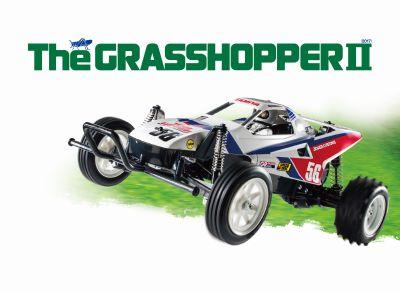 TAMIYA The Grashopper II 2017 RC 1:10 300058643 bei Trade4me RC-Modellbau kaufen