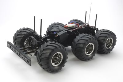 TAMIYA Konghead 6x6 1:18 RC Monster Truck 300058646 bei Trade4me RC-Modellbau kaufen