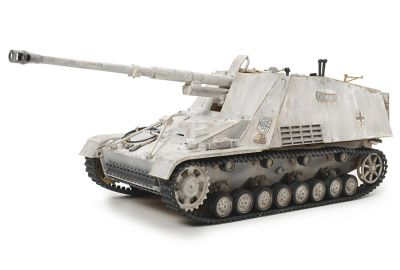 TAMIYA WWII German tank destroyer Nashorn 1:35 300035335 bei Trade4me RC-Modellbau kaufen
