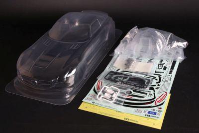 TAMIYA Karosserie Satz Mercedes SLS AMG GT3 300051534 bei Trade4me RC-Modellbau kaufen