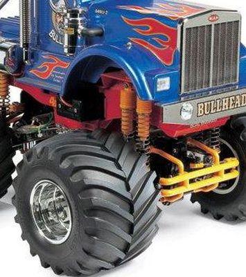 TAMIYA BULLHEAD 2012 1:10 RC 300058535 bei Trade4me RC-Modellbau kaufen