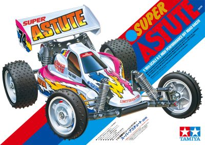 TAMIYA Super Astute (2018) 1:10 RC 300047381 bei Trade4me RC-Modellbau kaufen