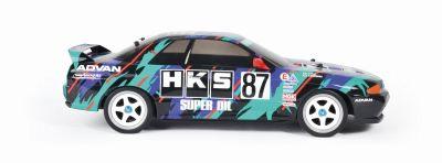 TAMIYA HKS Nissan Skyline GT-R Gr.A TT-01E 1:10 RC 300047397 bei Trade4me RC-Modellbau kaufen