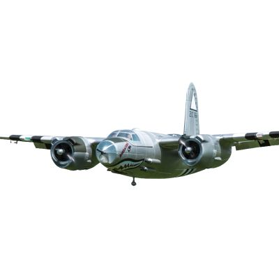 Dynam B-26 Marauder 2-Mot. Bomber mit 1.5m Spannweite  DY8972 bei Trade4me RC-Modellbau kaufen
