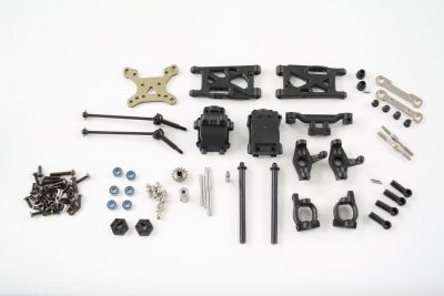 LC-Racing Mini Off-Road Truggy Kit 1:14 EMB-TGHK bei Trade4me RC-Modellbau kaufen