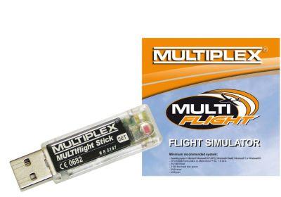 Multiplex MULTIflight Stick 85147 bei Trade4me RC-Modellbau kaufen