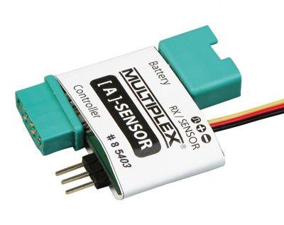 Multiplex Current sensor 35 A (M6) for MLINK receiver 85403 bei Trade4me RC-Modellbau kaufen