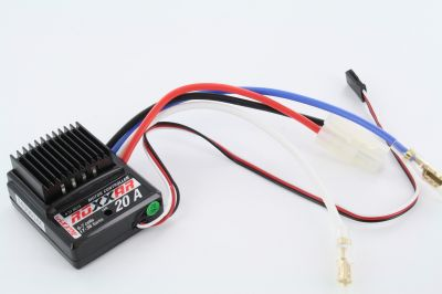 Multiplex 318619 Roxxy Roxxar speed controller 6-7 NC 20A 318619 bei Trade4me RC-Modellbau kaufen
