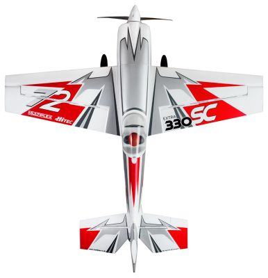 Multiplex Extra 330 SC RR silber/rot 264283 bei Trade4me RC-Modellbau kaufen