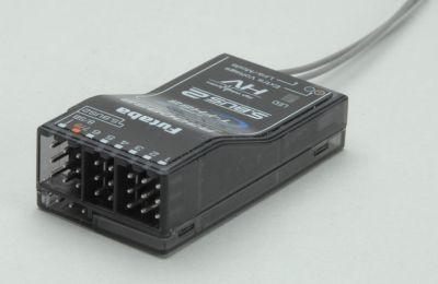 Futaba Receiver T FHSS S-Bus HV 2.4GHz  P-R3008SB bei Trade4me RC-Modellbau kaufen