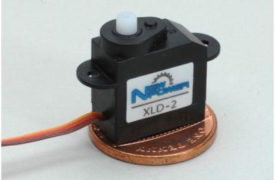 Ripmax Servo XLD-02 Dig. 0,09s/0,23kg P-NEWXLD02 bei Trade4me RC-Modellbau kaufen