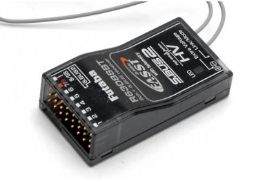 Futaba FASSTest Empfänger 2,4GHz P-R6308SBT bei Trade4me RC-Modellbau kaufen
