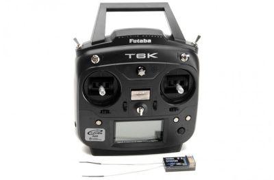 Futaba T6K V2.0 8-Kanal FS 2.4GHz T-FHSS+R3006SB P-CB6K/EU bei Trade4me RC-Modellbau kaufen