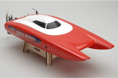 Ripmax Offshore Katamaran Sea Rider 2  B-JS-9305RR/2-4G bei Trade4me RC-Modellbau kaufen
