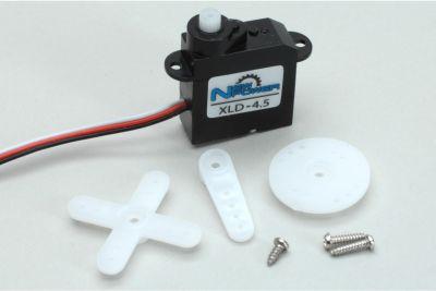 New-Power Servo XLD-4.5 Digital 0,09s/0,68kg P-NEWXLD045 bei Trade4me RC-Modellbau kaufen