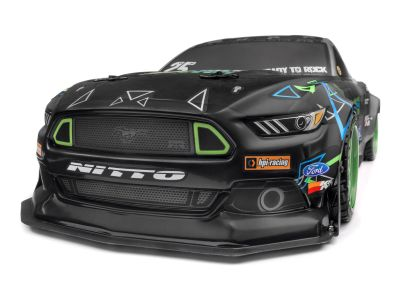 HPI RS4 Sport 3 Drift Vaughn Gittin JR FH Ford Mustang H115984 bei Trade4me RC-Modellbau kaufen