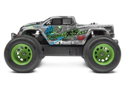 HPI Savage XS Flux Vaughn Gittin JR H115967 bei Trade4me RC-Modellbau kaufen