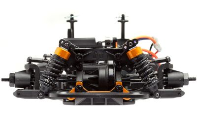 HPI Sprint 2 Flux RTR mit Mustang GT-R Karosserie 112710 bei Trade4me RC-Modellbau kaufen